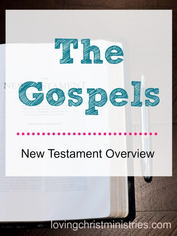 In Part 1 of our New Testament overview, read about the Gospels to find out facts about when and why they were written and who they were written to.