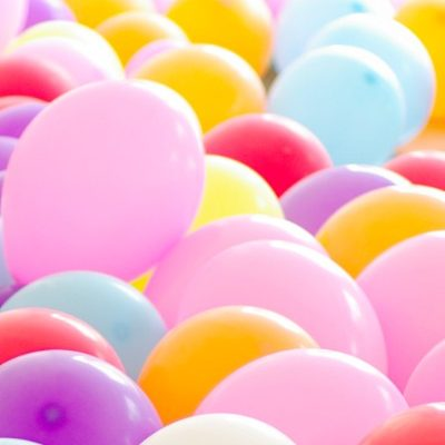 Balloon Scriptures Icebreaker for Christian Women's Retreats