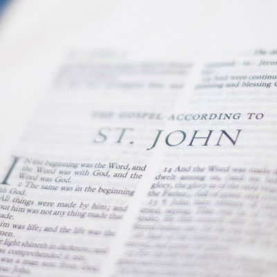 John in 30 Days | Beginner's Bible Study and Reading Plan