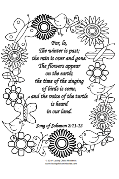 Dynamic image regarding free printable coloring pages on prayer