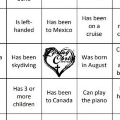 Get to Know You Bingo Icebreaker