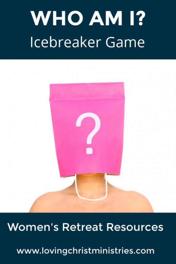Who Am I Icebreaker Game