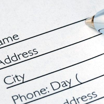 Christian Women's Retreat Registration Forms