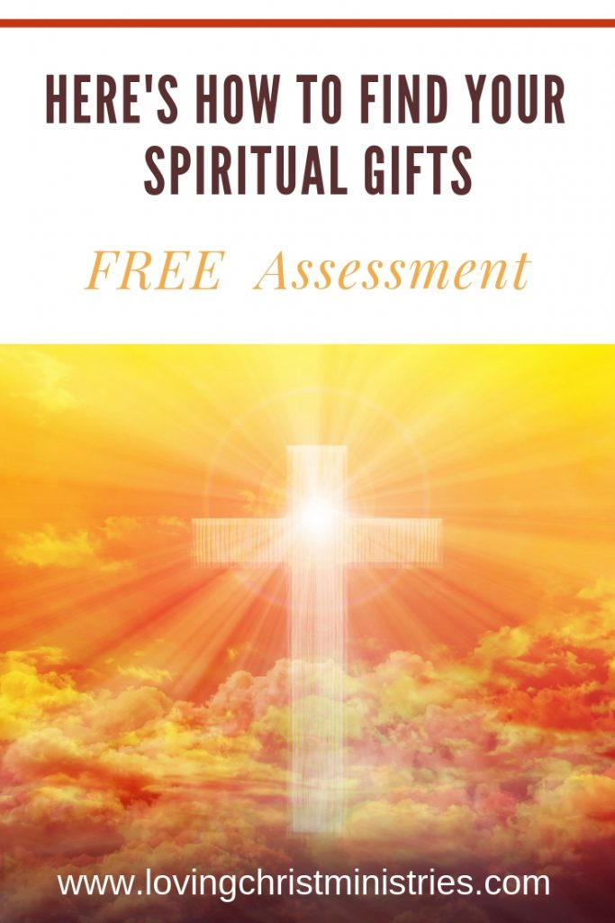 Spiritual Gifts Assessment Find Your Gift Loving Christ