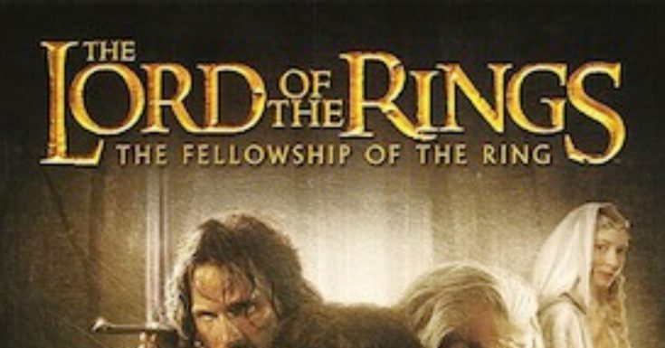 Lord of the Rings-Fellowship (Spiritual Gifts)