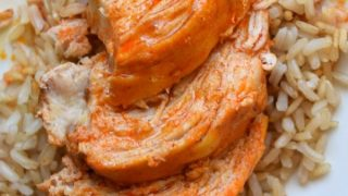 Crockpot Buffalo Chicken (Freezer Friendly)