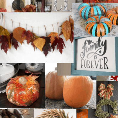 28 Fall Crafts for Women's Retreats