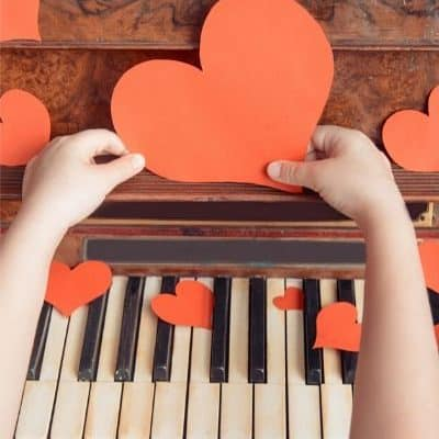 10 Sweet Songs about God's Love