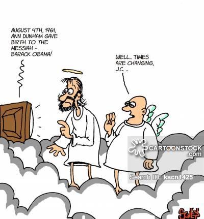 Jesus Christ News and Political Cartoons
