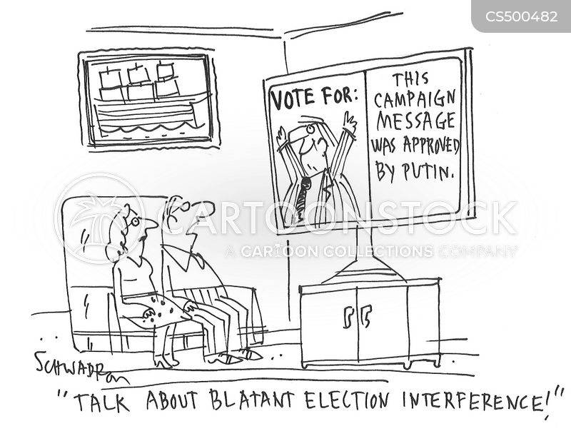 Russia Interference cartoons, Russia Interference cartoon, funny, Russia Interference picture, Russia Interference pictures, Russia Interference image, Russia Interference images, Russia Interference illustration, Russia Interference illustrations