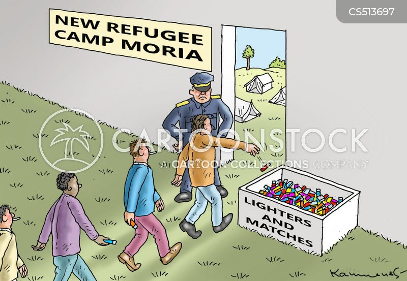 Migrant Camp Fire cartoons, Migrant Camp Fire cartoon, funny, Migrant Camp Fire picture, Migrant Camp Fire pictures, Migrant Camp Fire image, Migrant Camp Fire images, Migrant Camp Fire illustration, Migrant Camp Fire illustrations