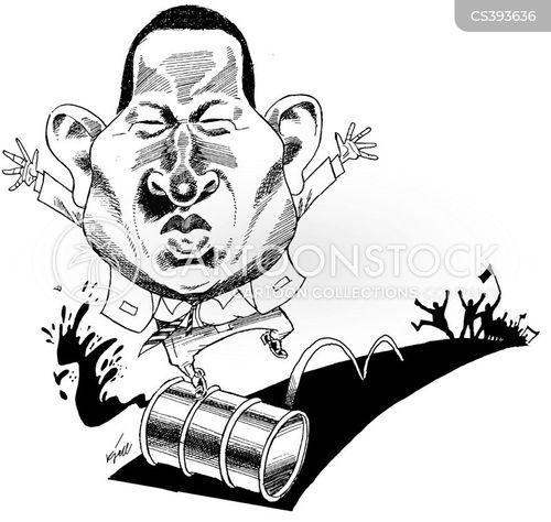 Latin America News And Political Cartoons
