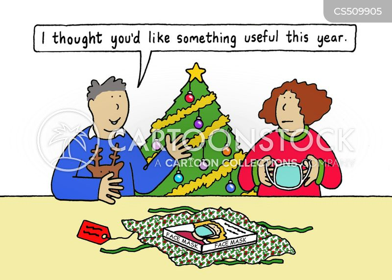 Christmas News and Political Cartoons