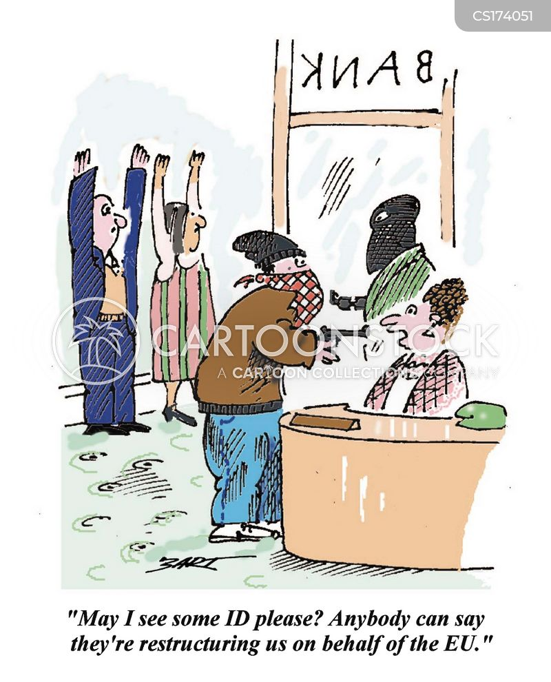 Bank Robbery cartoons, Bank Robbery cartoon, funny, Bank Robbery picture, Bank Robbery pictures, Bank Robbery image, Bank Robbery images, Bank Robbery illustration, Bank Robbery illustrations
