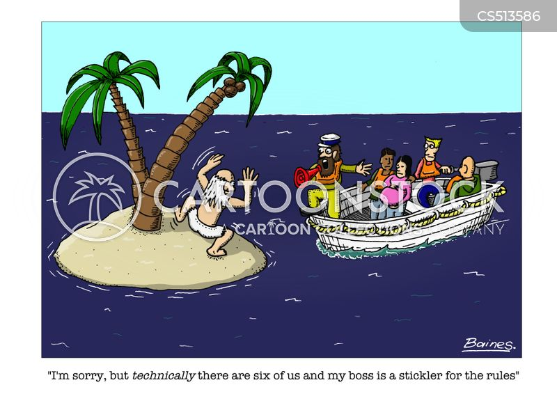 Castaways cartoons, Castaways cartoon, funny, Castaways picture, Castaways pictures, Castaways image, Castaways images, Castaways illustration, Castaways illustrations