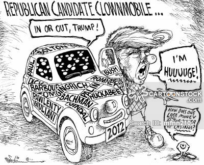 -donald_trump-clown_car-republican_candi
