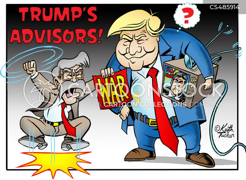 Trump Adviser cartoons, Trump Adviser cartoon, funny, Trump Adviser picture, Trump Adviser pictures, Trump Adviser image, Trump Adviser images, Trump Adviser illustration, Trump Adviser illustrations
