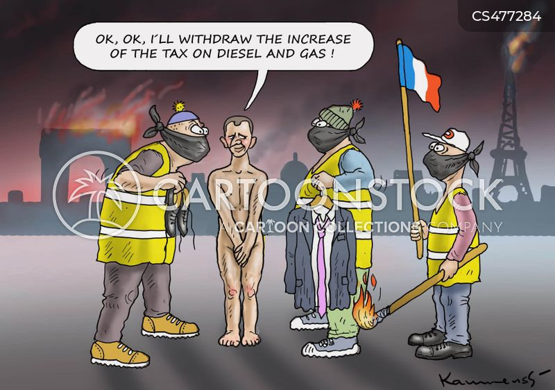 Yellow Vests Movement cartoons, Yellow Vests Movement cartoon, funny, Yellow Vests Movement picture, Yellow Vests Movement pictures, Yellow Vests Movement image, Yellow Vests Movement images, Yellow Vests Movement illustration, Yellow Vests Movement illustrations