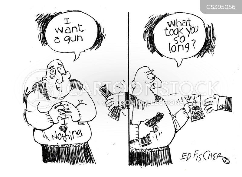 Handguns cartoons, Handguns cartoon, funny, Handguns picture, Handguns pictures, Handguns image, Handguns images, Handguns illustration, Handguns illustrations