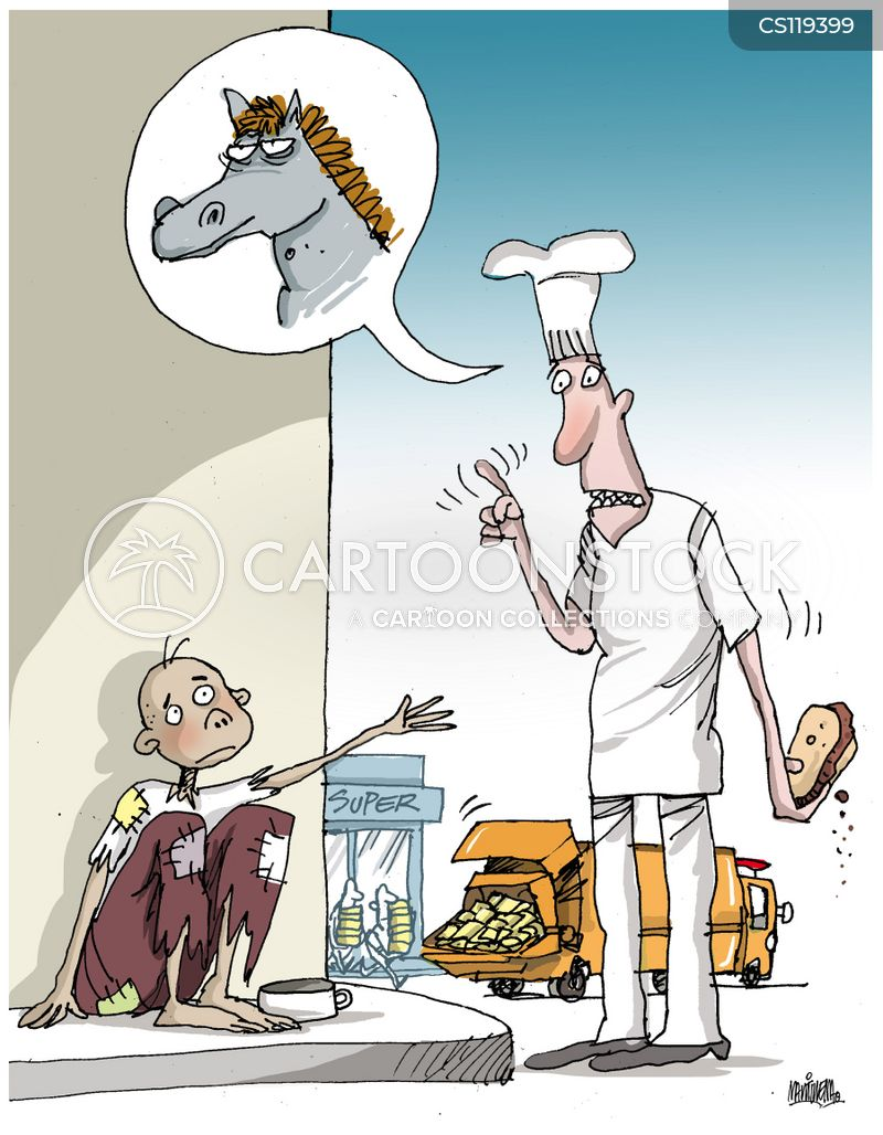 Food Safety News and Political Cartoons