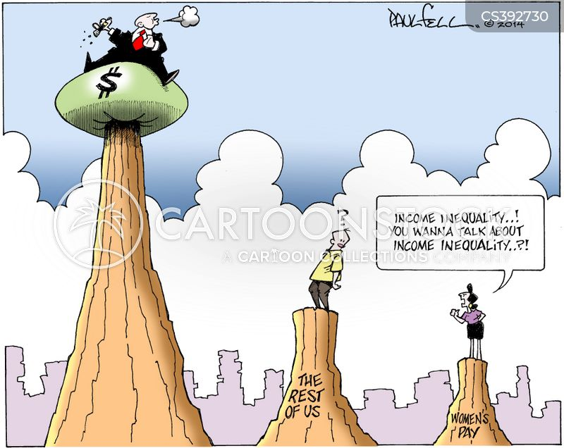Wage Inequality cartoons, Wage Inequality cartoon, funny, Wage Inequality picture, Wage Inequality pictures, Wage Inequality image, Wage Inequality images, Wage Inequality illustration, Wage Inequality illustrations