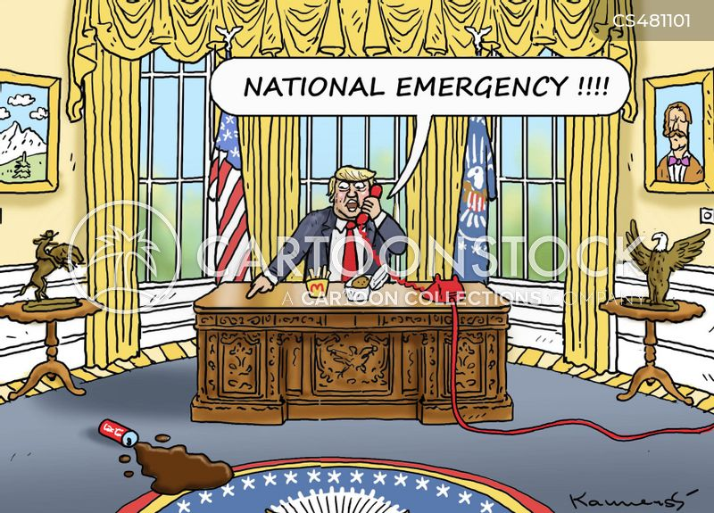 National Emergency cartoons, National Emergency cartoon, funny, National Emergency picture, National Emergency pictures, National Emergency image, National Emergency images, National Emergency illustration, National Emergency illustrations