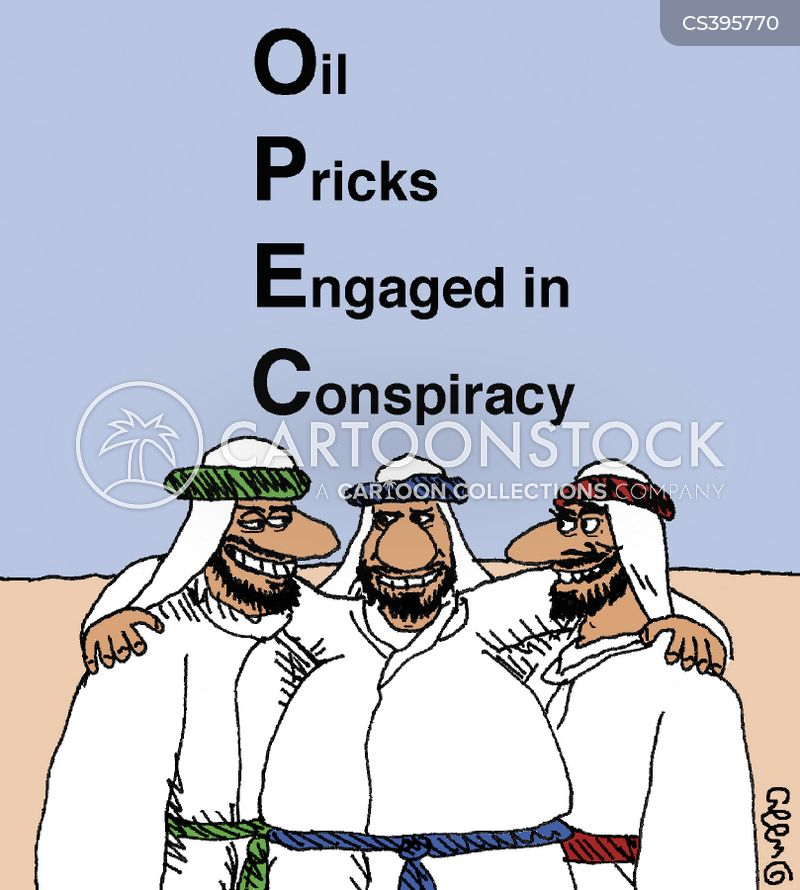 Image result for opec cartoon