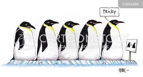 Penguins News And Political Cartoons