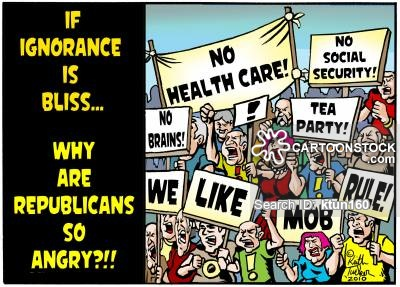 Image result for ignorant voters cartoons