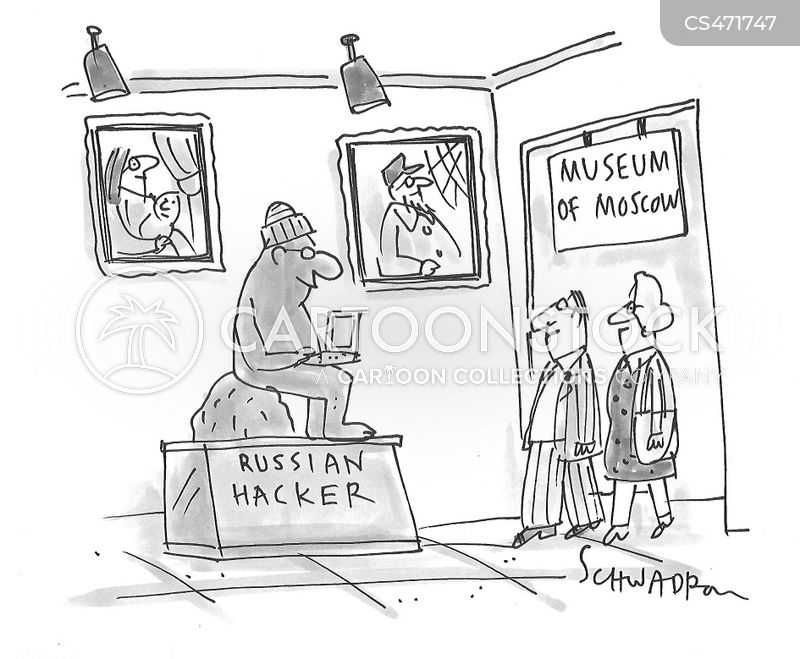 Russian Hackers cartoons, Russian Hackers cartoon, funny, Russian Hackers picture, Russian Hackers pictures, Russian Hackers image, Russian Hackers images, Russian Hackers illustration, Russian Hackers illustrations