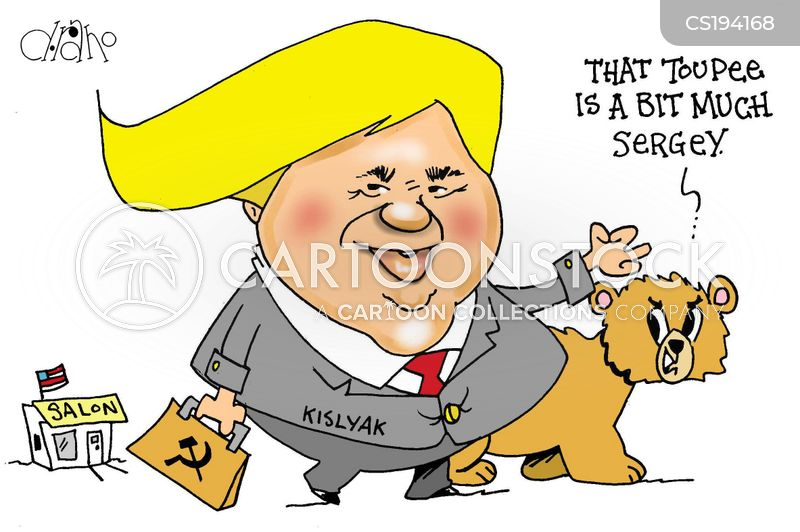 Image result for russian ambassador cartoons