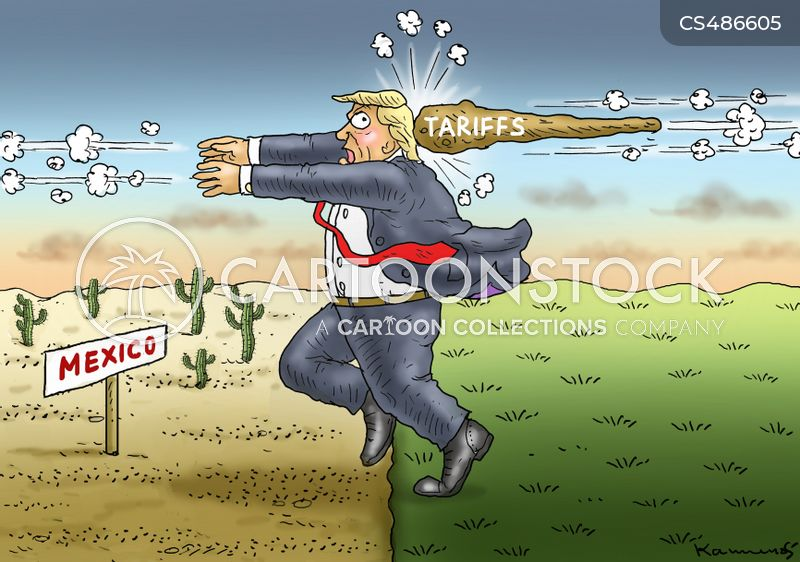Trade Tariff cartoons, Trade Tariff cartoon, funny, Trade Tariff picture, Trade Tariff pictures, Trade Tariff image, Trade Tariff images, Trade Tariff illustration, Trade Tariff illustrations