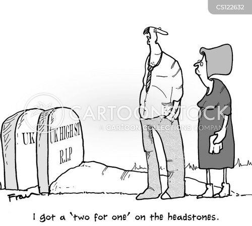 Consumer Confidence News and Political Cartoons