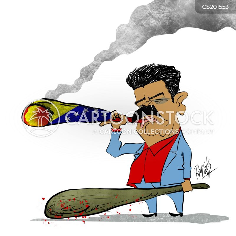 Image result for Venezuela' CARTOON