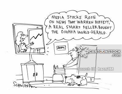 Investor News and Political Cartoons