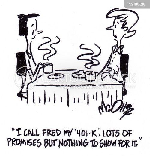 false promise cartoon