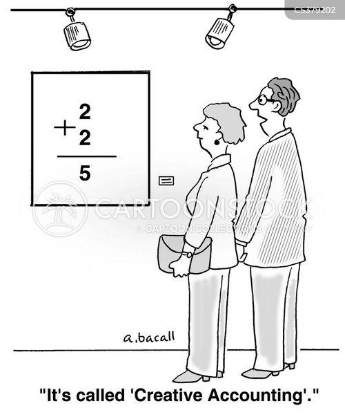 bookkeeps cartoon