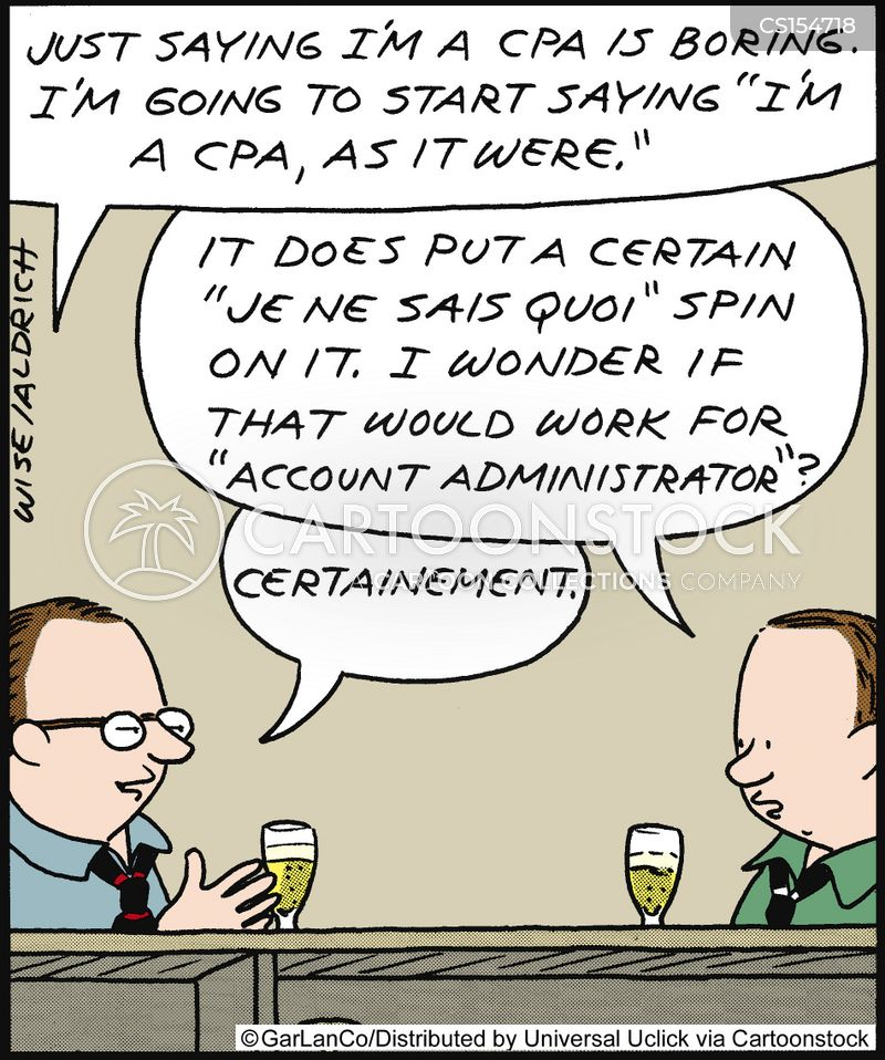 certified public accountant cartoon