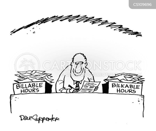 business accounts cartoon