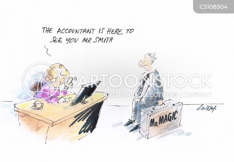 disappearing act cartoon