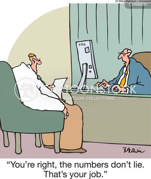 embezzlers cartoon