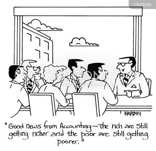 accounting departments cartoon