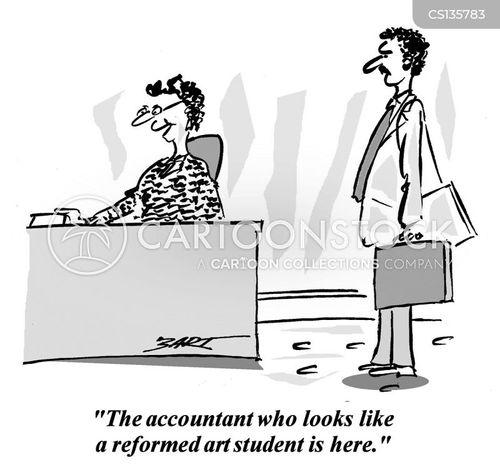 Contemporary Accountant: Breaking Common Stereotypes ...  |Accountant Stereotypes