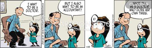 smart kids cartoon