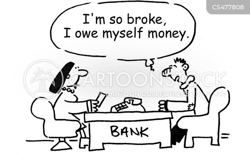 financial managements cartoon