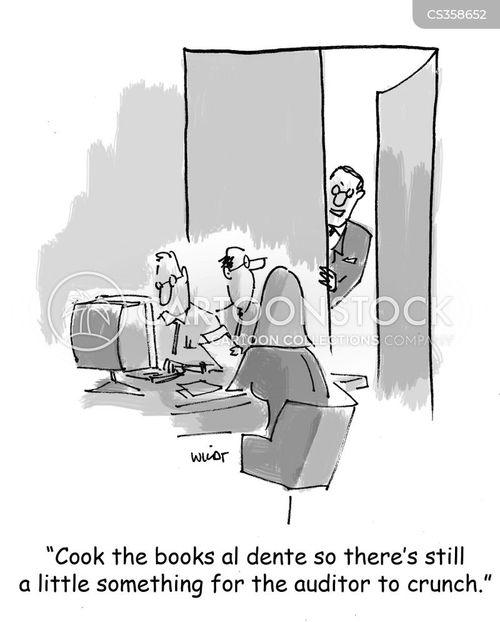 al dente cartoon