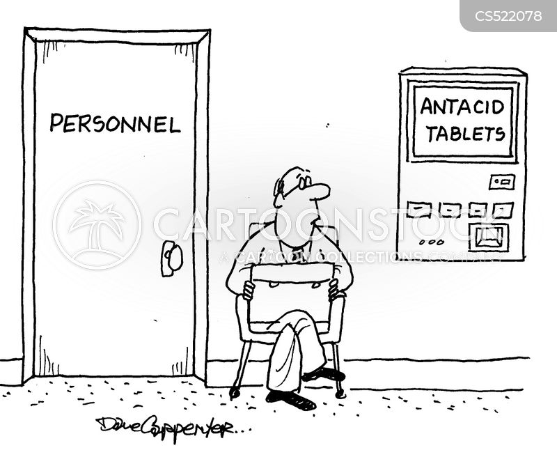 antacids cartoon
