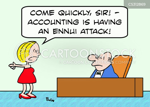 accountancy departments cartoon
