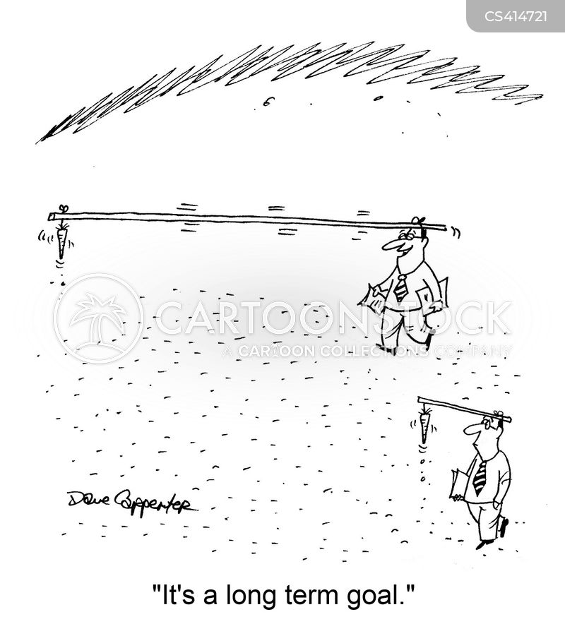 long-term cartoon