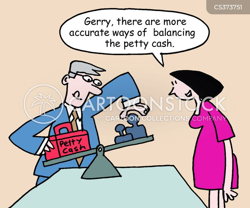 Balancing The Petty Cash cartoons, Balancing The Petty Cash cartoon, funny, Balancing The Petty Cash picture, Balancing The Petty Cash pictures, Balancing The Petty Cash image, Balancing The Petty Cash images, Balancing The Petty Cash illustration, Balancing The Petty Cash illustrations